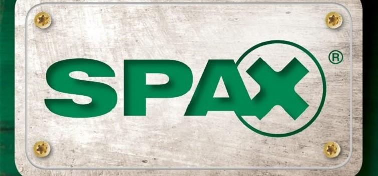 SPAX - szybsze i mocniejsze połączenia