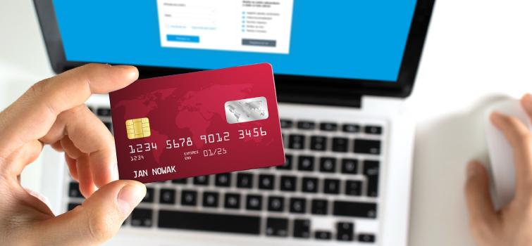Nowość - płatność kartą