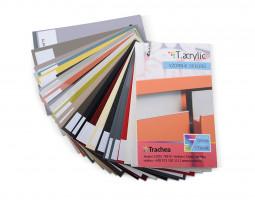 TRACHEA Wzornik T.Acrylic