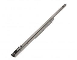 BBP TipAer prawa prowadnica częściowego wysuwu 540 mm do otwierania bez uchwytów