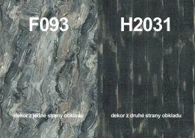 Panel ścienny F093 ST15/H2031 ST10 4100/640/9,2