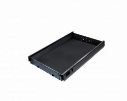 BBP-TipAer zásuvka 515 mm kovová černá pro bezúchyt. otevírání