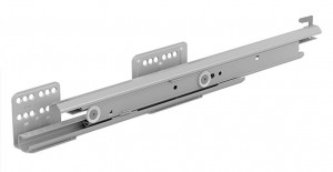 HETTICH 9239287 ACTRO 40 kg prowadnica pełnego wysuwu 500 mm gr. 18 mm SiSy L