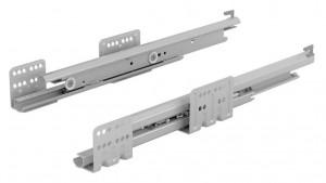 HETTICH 9240895 ACTRO 40 kg prowadnica pełnego wysuwu 650 mm gr. 18 mm SiSy kpl.