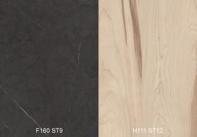 Panel ścienny F160 ST9/H111 ST12 4100/640/9,2