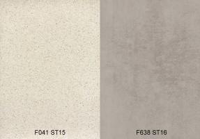 Panel ścienny F041 ST15/F638 ST16 4100/640/9,2