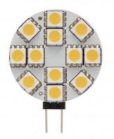 SK-światło LED12 SMD G4-WW ciepły biały