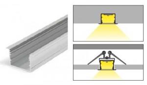 TM-profil LED Vario30-07 (2m) biały