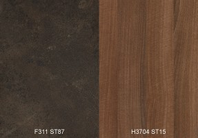 Panel ścienny F311 ST87/H3704 ST15 4100/640/9,2