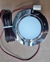 STRONG Akis 6, 1,44W/n12V/zimny biały/chrom AMP