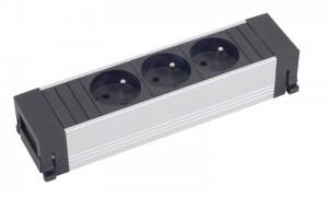 BACHMANN  317.102 3x230V aluminium