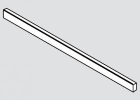 BLUM ZR7.1080U reling poprzeczny Legrabox jedwabiście biały