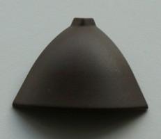 Listwa przyścienna Egger Narożnik zewnętrzny 90°  ciemnobrązowa