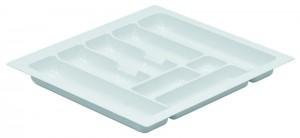 STRONG Wkład na sztućce 60/490 (535 x 490 mm) biały