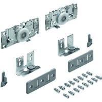 HETTICH 9206508 TopLine L komplet do tylnych drzwi o grubości 19 mm L/P