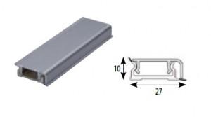 TL6- Listwa aluminiowa 4000/27/10