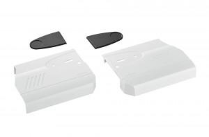 BLUM 20K8000 zaślepki HK bez Servodrive jedwabiście biały
