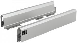 HETTICH 9150616 ARCITECH komplet flexibles 400/94 srebrny