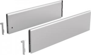 HETTICH 9122953 ARCITECH TOPSIDE 450/124 srebrny