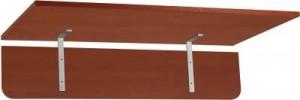 MILADESIGN wspornik skrajny na kryt G9 ST108 czarny