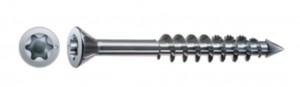 SPAX wkręt  M 3,5x50/35 główka półkulista  TXS,W,C, częściowy gwint
