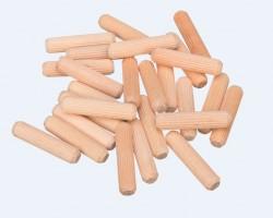 Kołek drewniany kalibrowany brzoza 8x40mm (7600 szt)