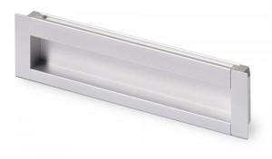 HETTICH 9071071 Uchwyt NIDUM L143/128 aluminium naturalne
