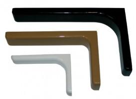 Wspornik 145x240mm biały