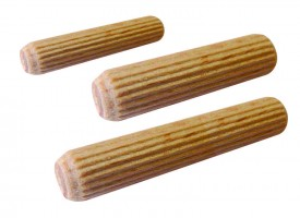 Kołek drewniany 8x50 mm