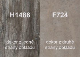 Panel ścienny H1486 ST36/F274 ST9 4100/640/9,2