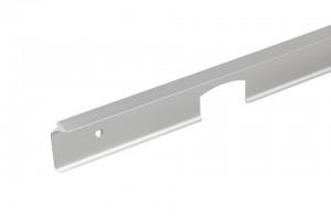 Profil łączący narożny do blatu kuchennego 38 aluminium  L/P